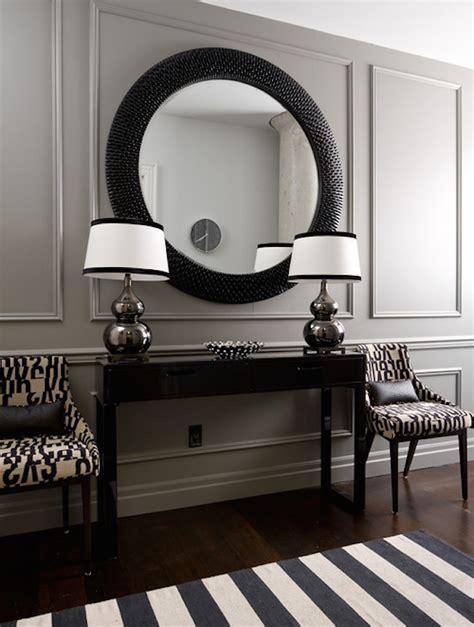 Entryway Mirror Ideas - 18 entryways with captivating mirrors