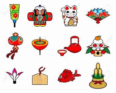 Japanese Clipart Luck Vector Clipground