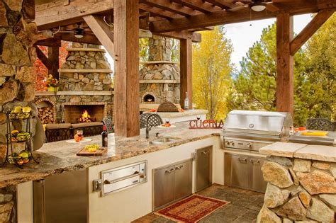 garden kitchens 7 of our favorite outdoor cooking and dining areas hgtv s decorating design blog hgtv