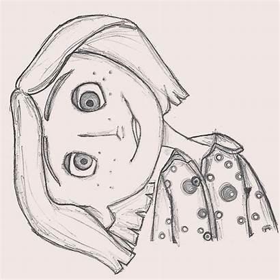 Coraline Desenhos Desenho Dibujos Drawings Lapiz Drawing
