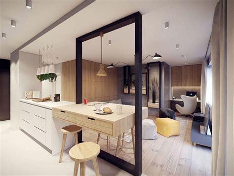 ouverture cuisine sur salon 25 best ideas about cuisine ouverte sur salon on
