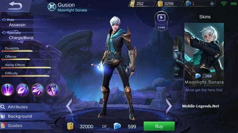 Top 1 Global Gusion By
