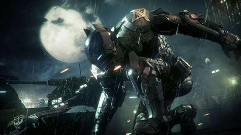 batman arkham knight  explosive  trailer showing
