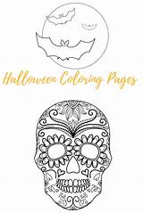 Halloween Pages Coloring Sunshine Entertain Trick Treat Printables Until Enjoy These sketch template
