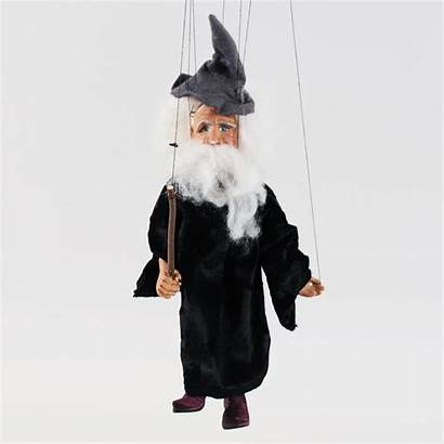 Gandalf Marionette Puppet Lord Rings Collectibles Expert