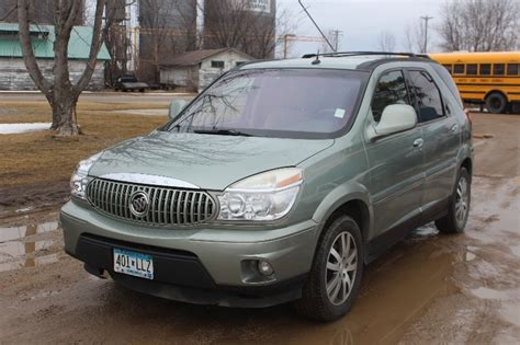2004 Buick Rendezvous Ultra by 2004 Buick Rendezvous Ultra Awd 517 Mn Auto Auctions