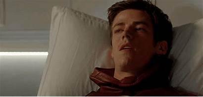 Grant Gustin Barry Allen Boy Cast Kiss