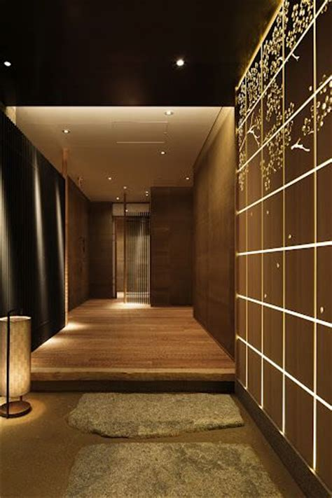 wall panels  carved cedar  entry  wadakura japanese