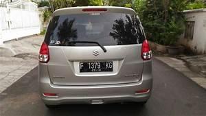Suzuki Ertiga Gl Matic Silver 2013