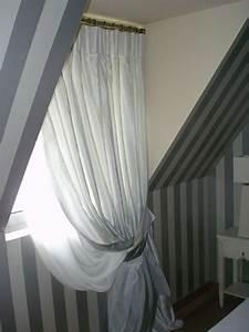 Rideau Pour Velux : voilage salle a manger 9 rideaux pour fenetre velux ~ Melissatoandfro.com Idées de Décoration