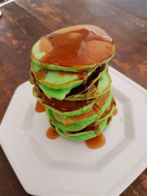 Tasty recipeswelcome to the official youtube channel for all your tasty recipe needs. Pandan pancakes! - Druppels & Kruimels