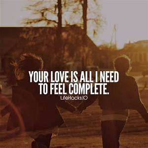 Inspirational L... Love Feeling Quotes
