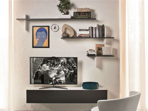 Tv Regal Wand by Tv Wall Shelf Wood In Different Styles Http Www
