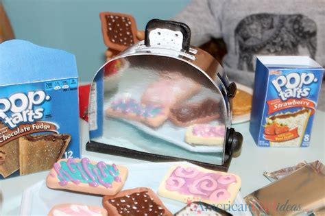 diy american girl toaster american girl ideas american