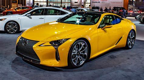 Lexus Lc 4k Wallpapers by 2019 Lexus Lc 500 Inspira Superb Yellow Car 4k Wallpaper