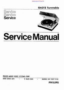 Philips Ga212 Sm Service Manual Download  Schematics  Eeprom  Repair Info For Electronics Experts