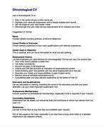 Chronological Resume 9 Samples Examples Format This Resume Template Works With All Newer Versions Of Microsoft Word Free Chronological Resume Sample 1312 612 Jpeg 72kB Free Resume Examples Aneffective Chronological Resume