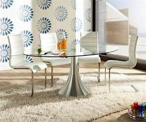 Designer Glastische Esszimmer : coin repas 20 id es super sympas pour votre espace maison ~ Sanjose-hotels-ca.com Haus und Dekorationen