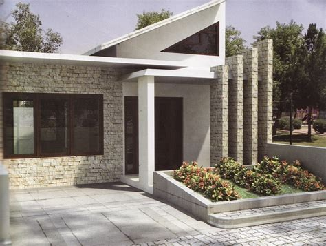 model rumah idaman minimalis terbaru  keren