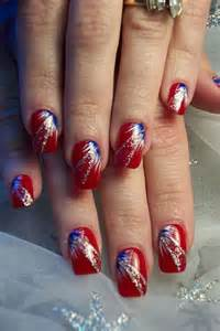 Splendid red nail art designs to say quot i m hot