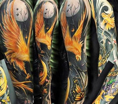 phoenix tattoos images pictures tattoos hunter