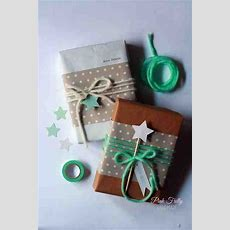 Beautiful Christmas Gift Wrapping Tutorials [christmas
