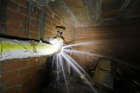 Leaky Government Detroit's Water Supply Wasted By Ravaged