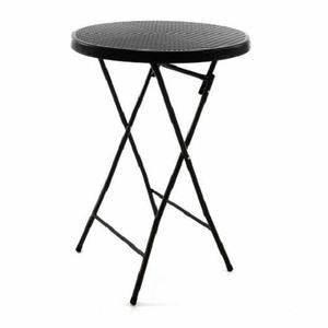 Mange Debout Jardin : table mange debout noir achat vente table mange debout noir pas cher cdiscount ~ Teatrodelosmanantiales.com Idées de Décoration