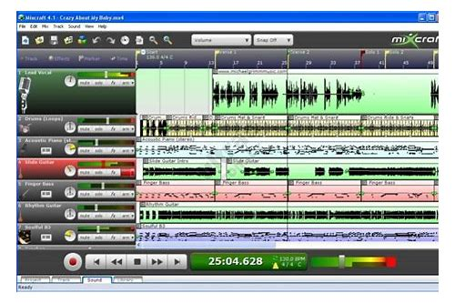 Acoustica mixcraft 5 2 download :: doterenque