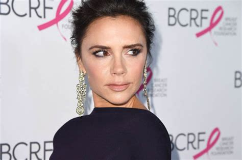 Posh Spice Spotted In New York Airport With Mystery Bloke