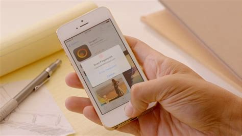 does iphone 5s fingerprint does the touch id fingerprint scanner make apple s iphone