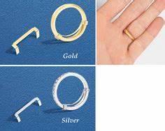 Trendy wedding rings in 2016 alternative to soldering for Alternative to soldering wedding rings