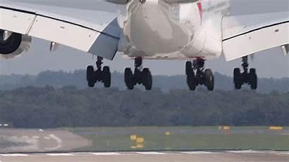 Landing A380 Airbus Crosswind Emirates Flight Gifs