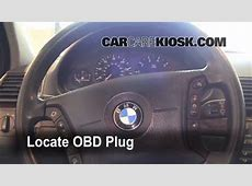 Engine Light Is On 19992006 BMW 325i What to Do 2002