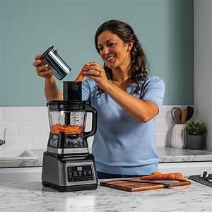 Ninja 3-in-1 Food Processor With Auto-iq Bn800uk