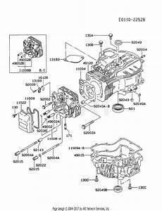 Kawasaki Fc420v
