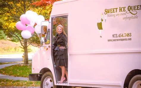 ice sweet queen cream nj truck parties jersey trucks happy joy