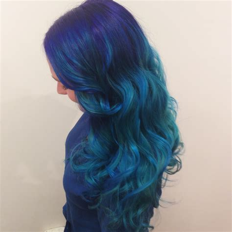 mermaid hair color all about mermaid hair color and maintenance