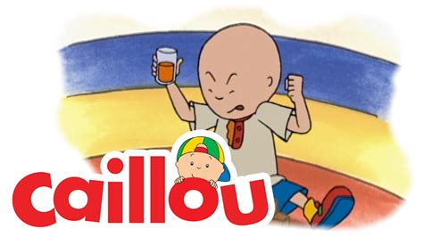 Caillou At Daycare (s01e07)