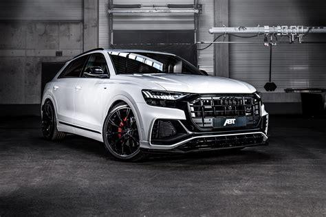 ABT takes Audi Q8 50 TDI to 330bhp and adds new bodykit | evo