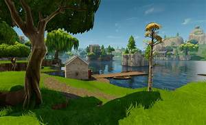 Fortnite Tomato Town Treasure Map And Treasure Location On