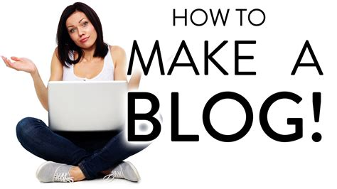 How To Make A Blog  Step By Step For Beginners! Youtube