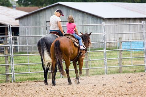 riding lessons horseback