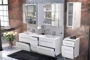 Badmöbel 2 Waschbecken : badm bel set mit zwei waschbecken icnib ~ Frokenaadalensverden.com Haus und Dekorationen