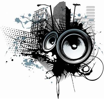 Subwoofer Tattoo Clipart Loudspeaker Layout Designs Iron