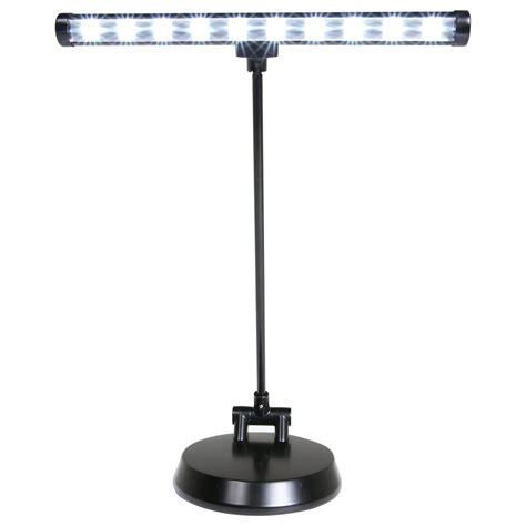 roland led piano light 10 bulbs uk version at