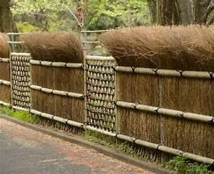 Cloture Bois Design : cl ture de jardin en bois 75 id es pour faire un bon choix ~ Melissatoandfro.com Idées de Décoration