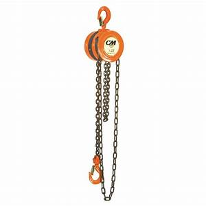 2 Ton Cm 622 Series Hand Chain Hoist
