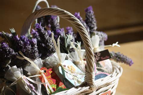 Images Gratuites : fleur, violet, cadeau, herbe, panier ...