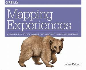 Mapping Experiences Aplete Guide To Creating Value Through Journeys Blueprints And Diagrams James Kalbach